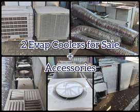 Evaporative Coolers for Sale