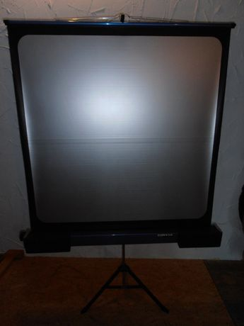 Ekran do projektora Reflecta, projektor,statyw Koszalin - image 1
