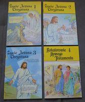 książki dla dzieci w formie komiksu
