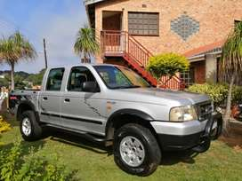 FORD RANGER 2005 2.5TDI EXCELLENT CONDITION