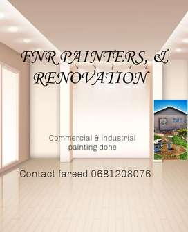Professional painter wid 14 years experience