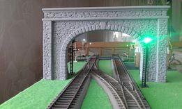 Тоннельные порталы для железной дороги Piko,Roco H0 1:87