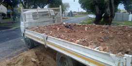 RUBBLE, FURNITURE AND GARDEN REFUSE REMOVALS