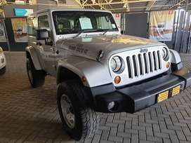 `2012 Jeep Wrangler 3.6i V6 2dr-Many Features-Only R239900
