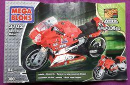 Klocki lego 3702 motocykl wyścigowy