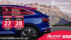 PE Timed Online Multi Bank Vehicle Auction