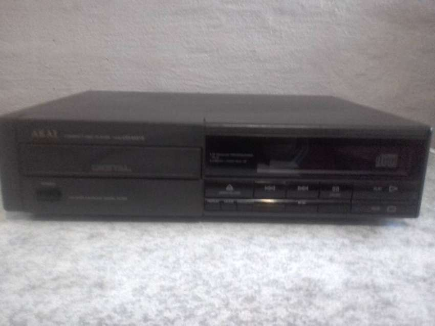 AKIA Compact Disc Player  Module number CD-m315 0