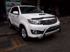 2010 TOYOTA FORTUNER 3.0.D4D MANUAL