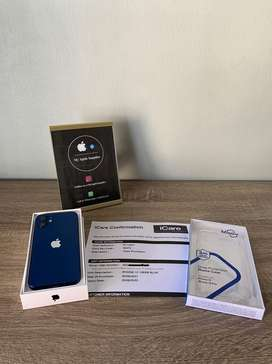 iPhone 12 128gb with iCare