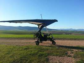 MICROLIGHT FOR SALE - Solowings Aquilla 503E Aero