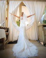 Свадебное платье, счастливое, самое красивое!