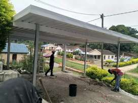 S. CARPORTS AND AWNINGS