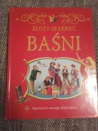 Książka dla dzieci złoty skarbiec baśni