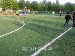 Футбольное поле 42 х 22 в наличии. Искусственная трава CCGrass
