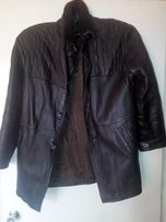 Куртка мужская,кожаная