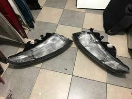 Honda civic headlights both side are available for sale very clean