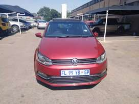 2016 model polo 1.2 TSI in good condition