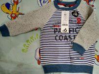 Новый свитерок Джордж на 1-1.5 года