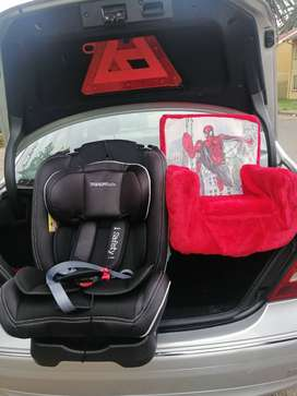 Car seat and kids couch