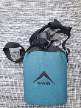 K-way water bottle brand new