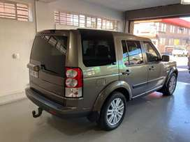 2010 Landrover Discovery 4