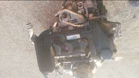 Yaris 3 cylinder engine stripping for spares