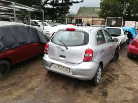 Nissan Micra 3 cylinder now stripping for parts