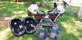 Peg Perego Duet Twin travel system