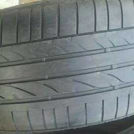 A set of 275/35/20 and 245/40/20 Run flat is now available on pierlli