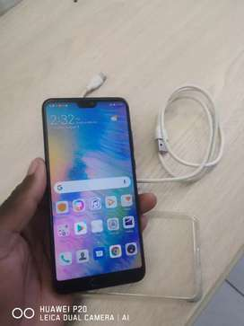 Huawei p20 normal 128 gb and 4 gb ram