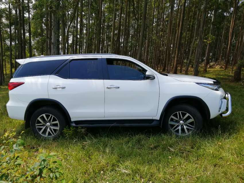 Fortuner 2018 plus 2 years Extended Warranty Plus Maintenance Plan 0