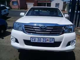 2013 Toyota Hilux 2.5 D4D Single Cab
