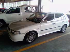 Toyota tazz 1.3, 5speed