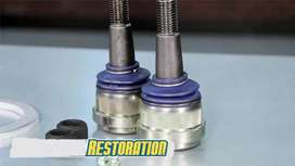 Ball joint restoration