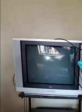 I am selling my LG TV 54cm very good condition, hardly used
