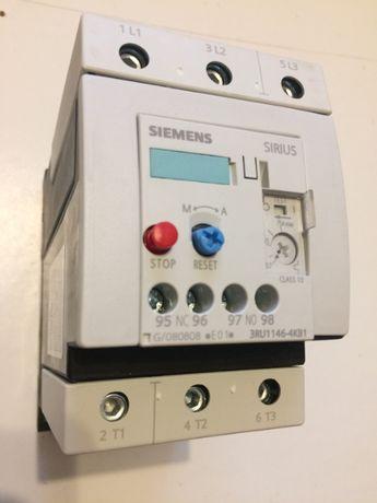 Тепловое реле перегрузки Siemens Sirius 3RU1146-4KB1 57-57A теплове