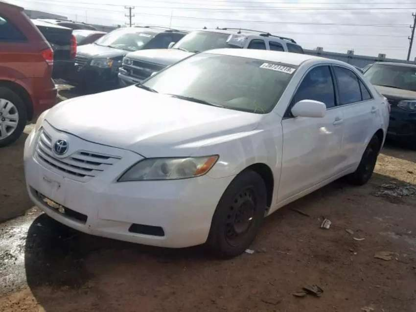 2007 TOYOTA CAMRY NEW GENERATION ACE 0