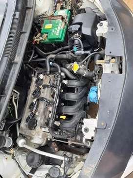 Toyota yaris 2006 nothing wrong with the car just need spray