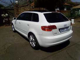 Audi A3 1.8T Tfsi Hatchback Automatic For Sale