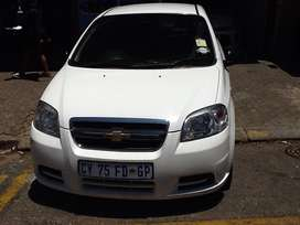 Chevrolet Aveo is now available for view