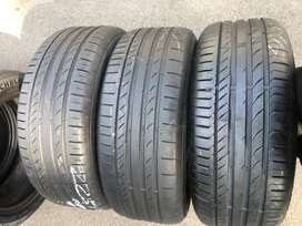 225 50 R17 Continental Run Flat Tyres