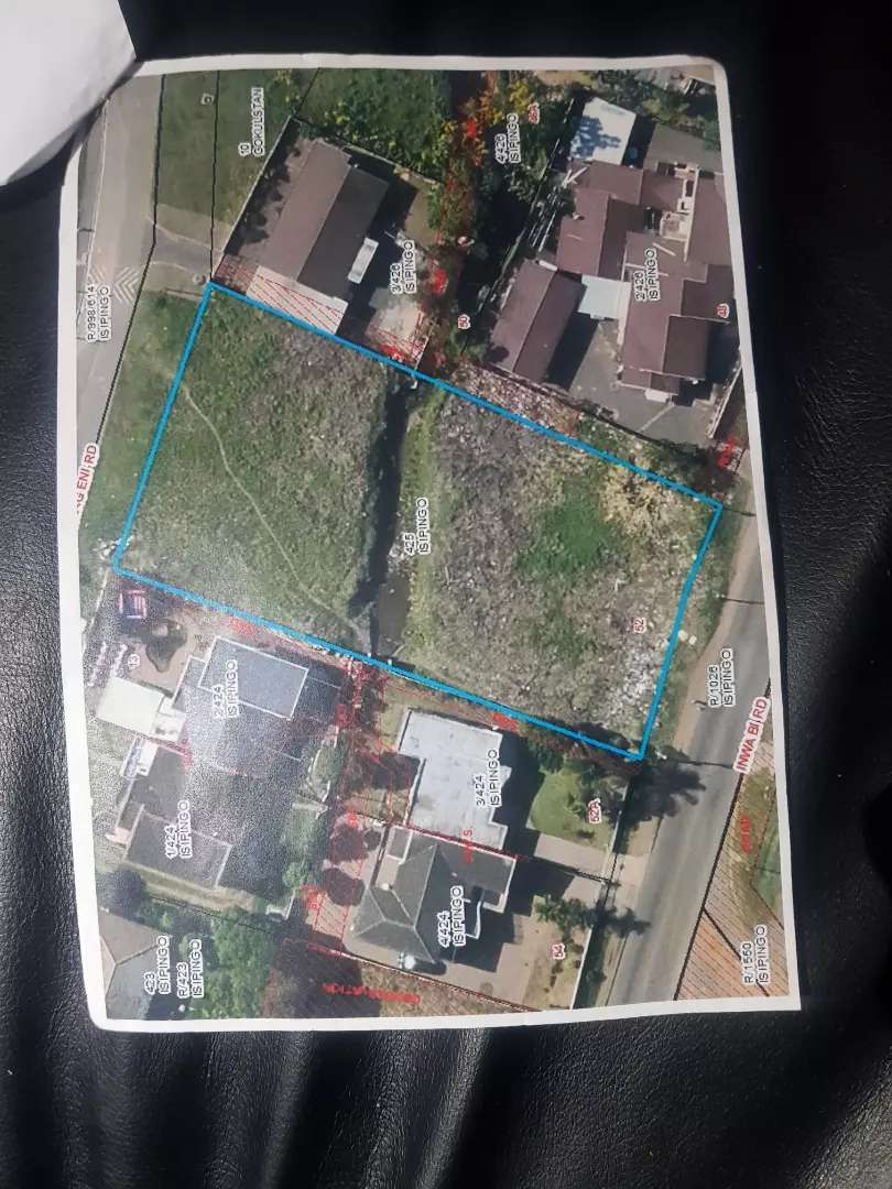 Prime land in Isipingo For Sale 0
