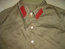 Китель военный, белая рубашка СССР, 50-й р-р