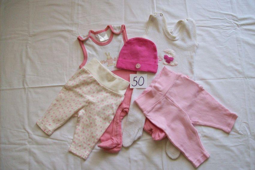 Kojenecké oblečení 0