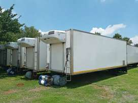 [URGENT DEAL] 2010 THERMOKING MD200 8TON FRIDGE TRAILER FOR SALE