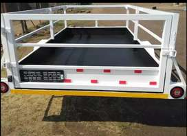 Buy, sell, build and repair trailers.