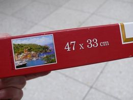 Puzzle. 500 elementów. Portofino. Włochy. Italia