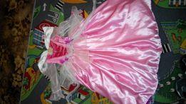 Карнавальное платье спящая красавица.Акцыя