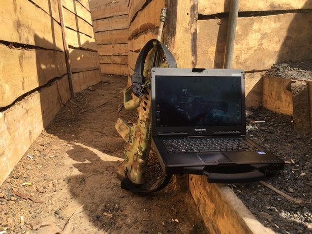 Армейский, защищенный ноутбук Panasonic CF-53 - i5, 8Gb RAM, 240gb SSD Одесса - изображение 2