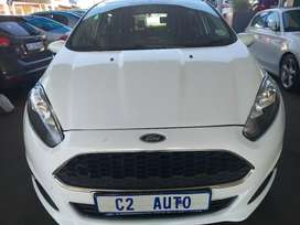2017 Ford Fiesta 1.0 Ecoboost Auto
